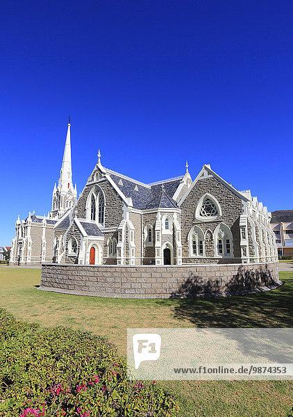Südliches Afrika Südafrika Landschaft Stadt Wüste Kirche Emblem Geographie niederländisch