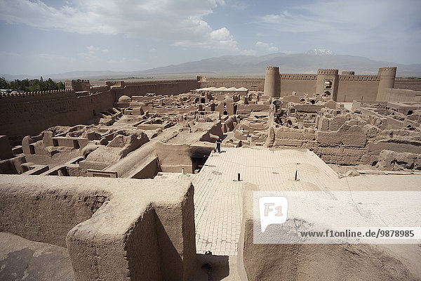 'Arg Citadel; Rayen  Iran'