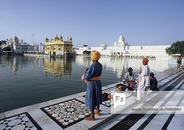 Amritsar Indien Punjab