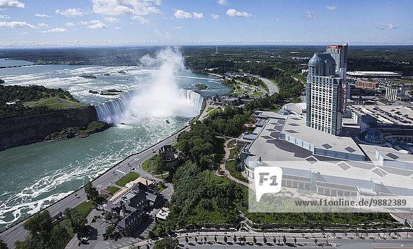 Hotel Urlaub Casino Niagarafälle Horseshoe Falls Ontario