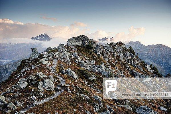 Berge  Wallis  Schweiz