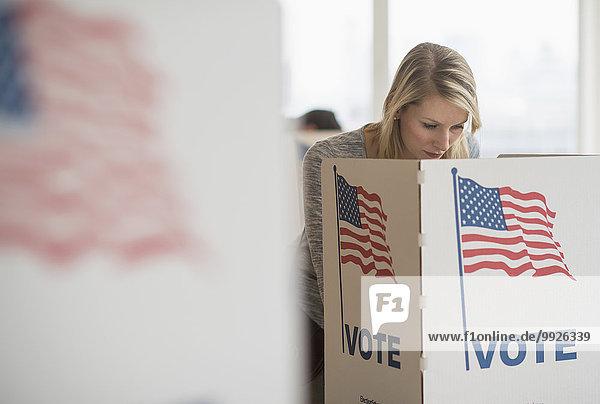 Frau Tag Vielfalt Abstimmung