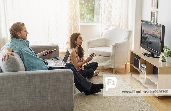 sehen Fernsehen
