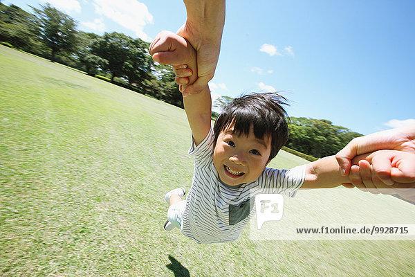 Junge - Person Großstadt jung japanisch