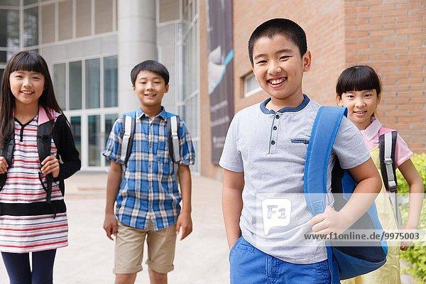 niedlich süß lieb Schule (Einrichtung) Schüler