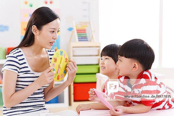 Kindergarten Lehrer