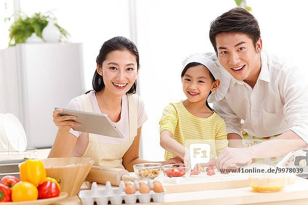 Lebensmittel Vorbereitung Küche