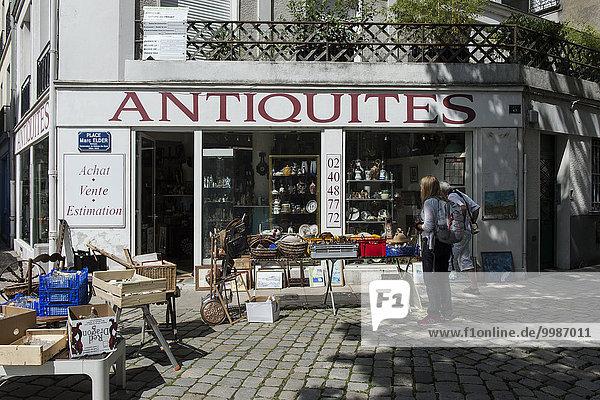 Frankreich Europa Nantes