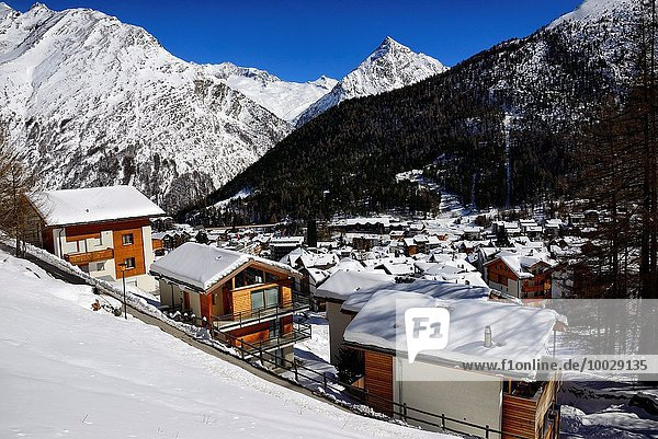 Winter Landschaft Schweiz