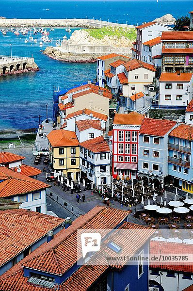 Cudillero is a small village and municipality in the Principality of Asturias. Spain