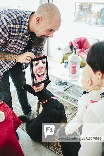 sprechen Tablet PC