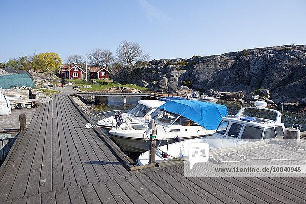 Boats in marina, Boats in marina