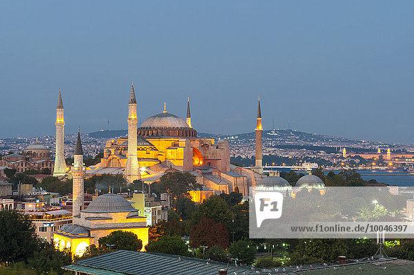 Türkei,  Istanbul,  Hagia Sophia