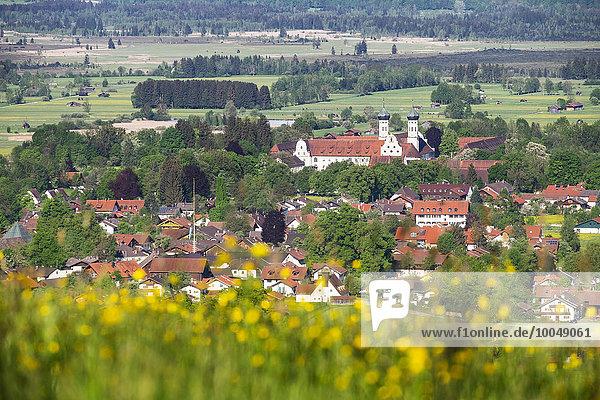 Deutschland  Bayern  Kloster Benediktbeuren