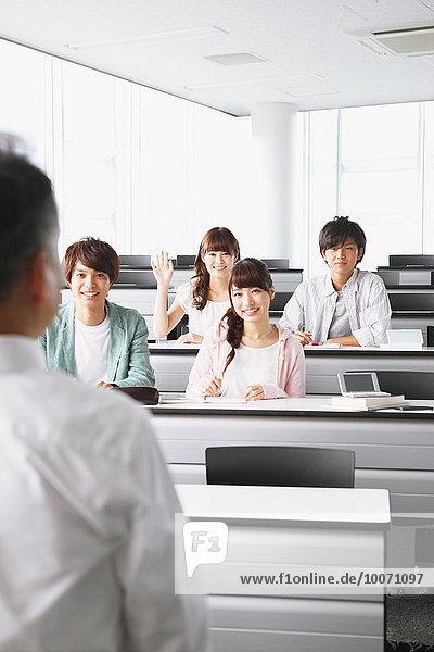Klassenzimmer Student Universität