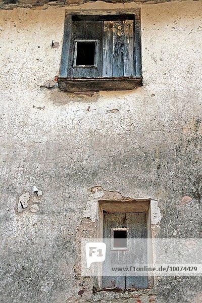 Fenster Katalonien Spanien