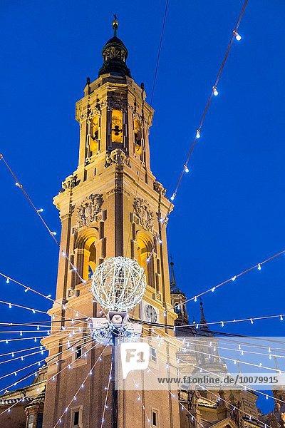 Nacht Weihnachten Spanien