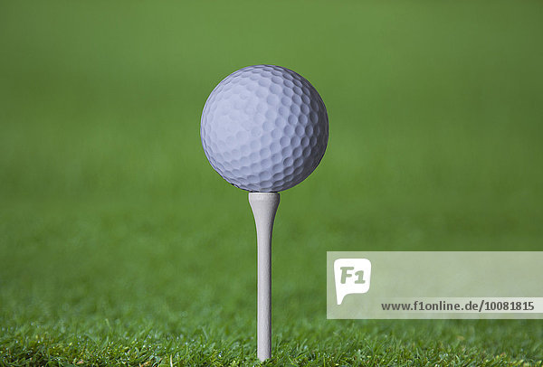 Close-up Golftee Tee Ball Spielzeug Golfsport Golf