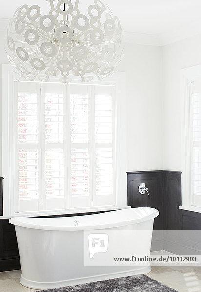 Badezimmer dippen Reichtum Kronleuchter modern