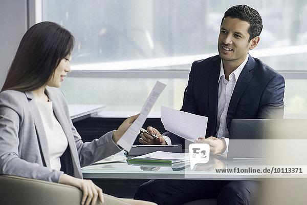 Überprüfungsdokument für Geschäftspartner