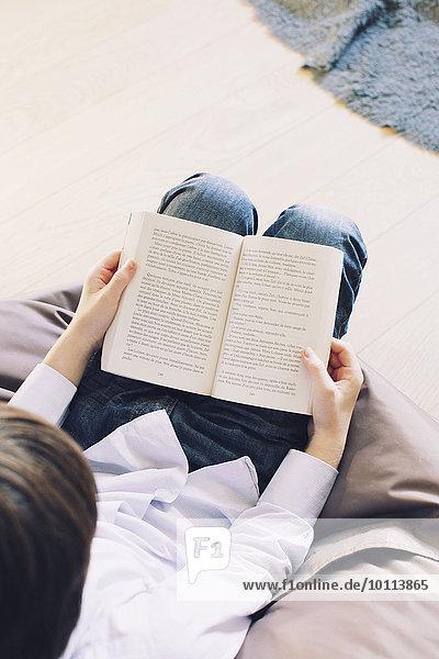 Junge Lesebuch