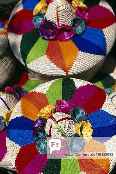 Souvenirs  Playa del Carmen  Riviera Maya  Yucatan  Mexiko  Nordamerika