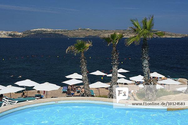 Dolmen Resort in Qawra  Malta  Europa