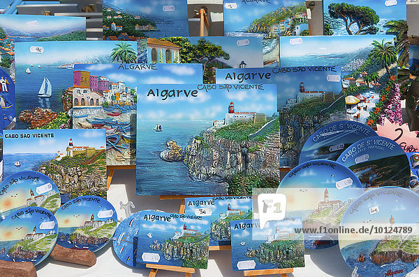 Souvenirs  Algarve  Portugal  Europa