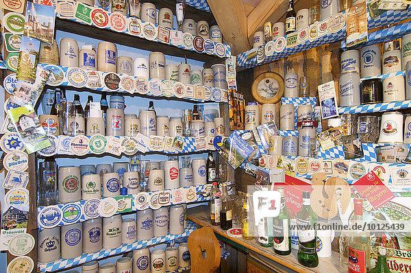 Bayerisches Bierkrugmuseum bei Rettenberg  Allgäu  Bayern  Deutschland  Europa