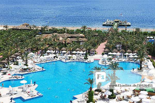 Hotel Delphin Palace & Spa Resort in Antalya  Türkische Riviera  Türkei  Vorderasien  Asien