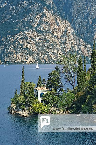Villa am Gardasee  Italien  Europa