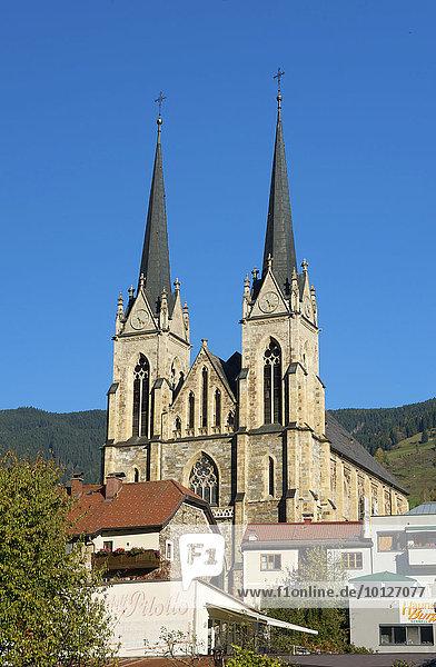 St. Johann im Pongau im Salzburger Land  Österreich  Europa