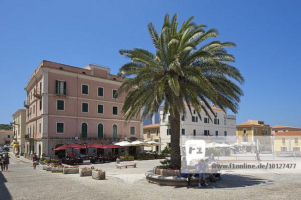 Santa Teresa di Gallura  Sardinien  Italien  Europa
