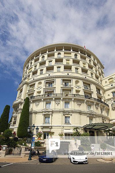 Hotel de Paris  Monte Carlo  Monaco  Monaco  Europa