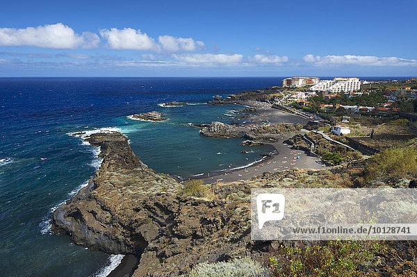 Playa de los Cancajos  La Palma  Kanarische Inseln  Spanien  Europa