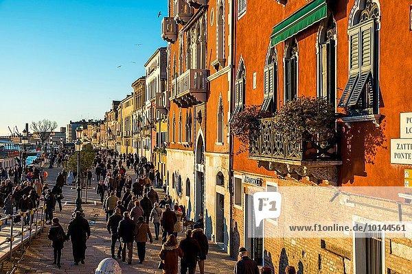 Karneval Ansicht Italien Venedig