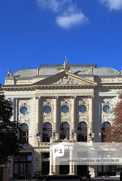 Budapest Hauptstadt Konzerthaus Konzertsaal Ungarn