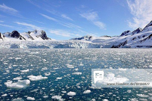 Norwegen Spitzbergen
