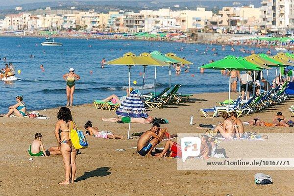 Europa Griechische Inseln Kreta Griechenland