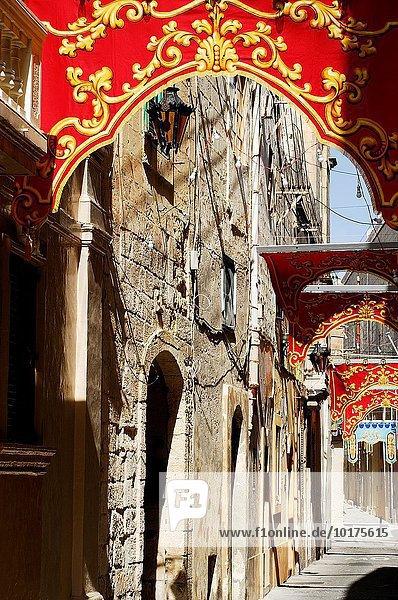 Rabat Hauptstadt Geschichte Insel Malta Rabat