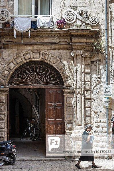 Eingang Barock Apulien