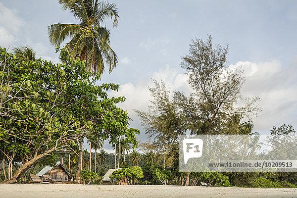 White Sand Beach Resort  Koh Kong  Kambodscha  Asien