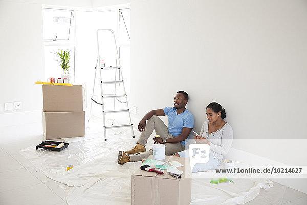 Entspannung Eigentumswohnung neues Zuhause