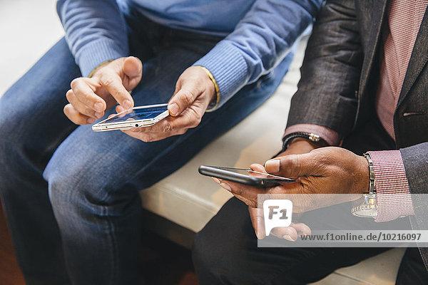 Handy benutzen Geschäftsmann Handy,benutzen,Geschäftsmann