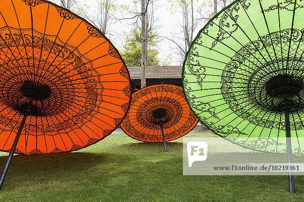 Tradition Garten Sonnenschirm Schirm Hinterhof