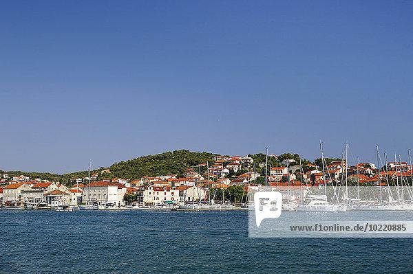 Kroatien  Trogir  Insel Ciovo