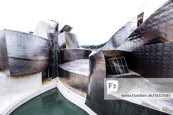 Spanien  Bilbao  Guggenheim Museum