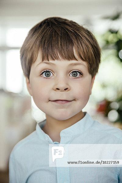 Portrait des kleinen Jungen Portrait des kleinen Jungen