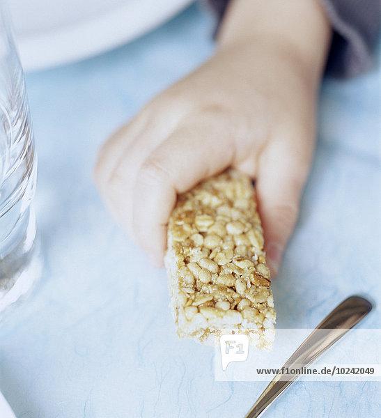 Getreide halten
