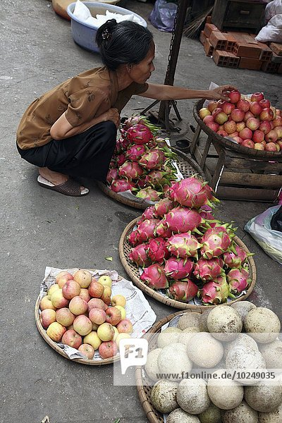 Blumenmarkt, Frucht, exotisch, Markt, Blumenmarkt, Frucht, exotisch, Markt
